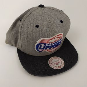 Los Angeles Clippers Mitchell & Ness Retro NBA Hat